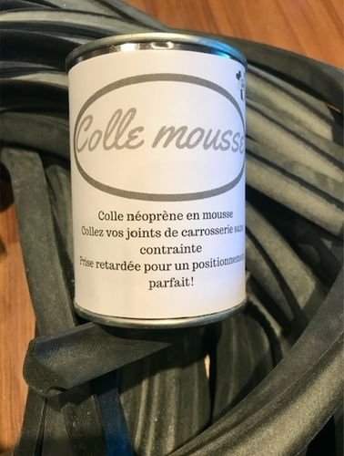 Colle mousse Néoprène 250 ml